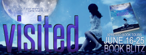 Book Blitz & GIVEAWAY — Visted by Janine Caldwell