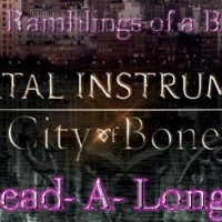 TMI Read-A-Long — Chapter Recap, Playlist, & GIVEAWAY