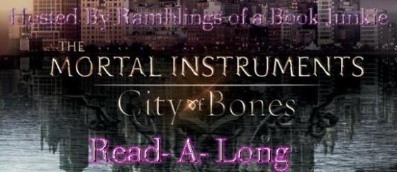 City of Bones Tour Banner
