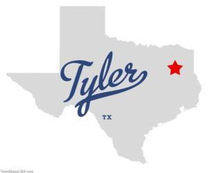 map_of_tyler_tx