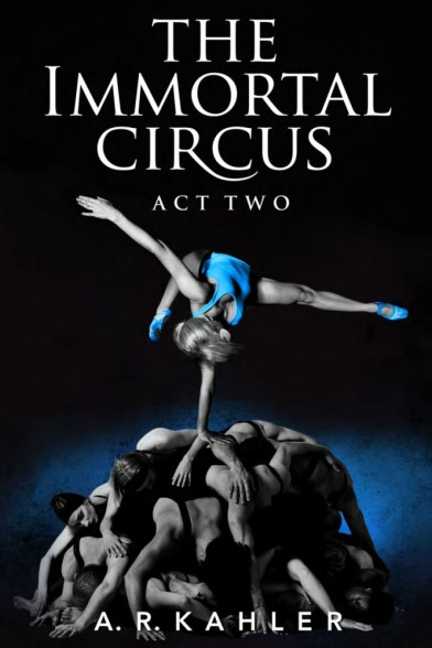 TheImmortalCircusActTwo_COVER