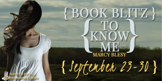 To know me banner