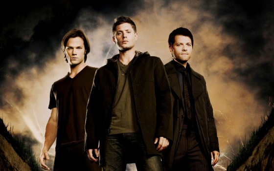 sam-castiel-dean-supernatural