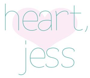 heart jess new