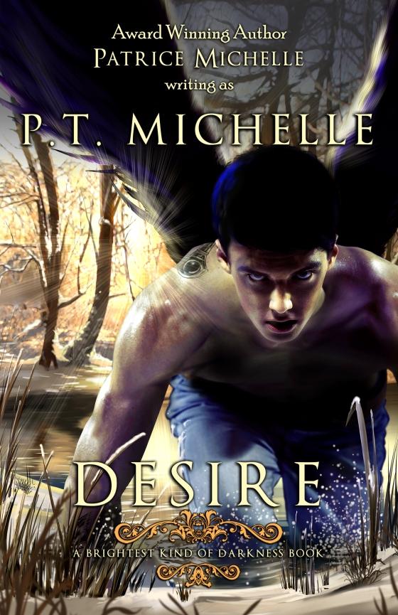 desire book cover