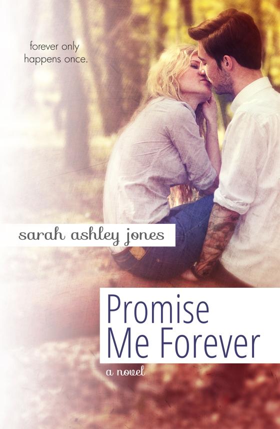 PromiseMeForever - SarahAshleyJones - cover