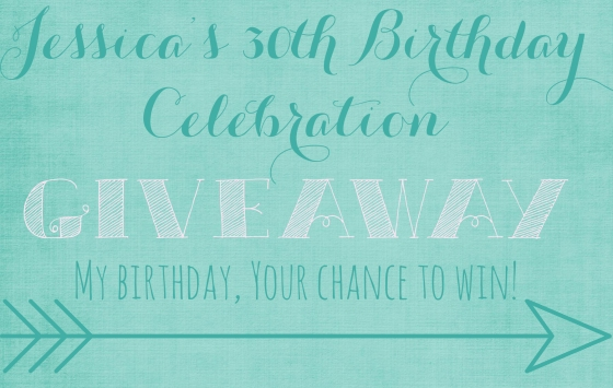 JESS BDAY GIVEAWAY